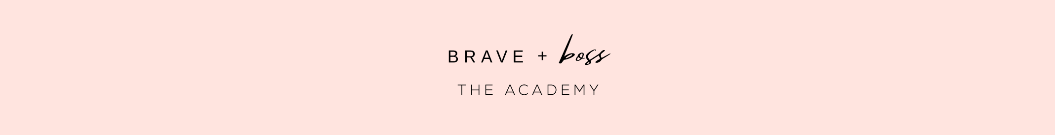 brave and boss the ecommerce academy