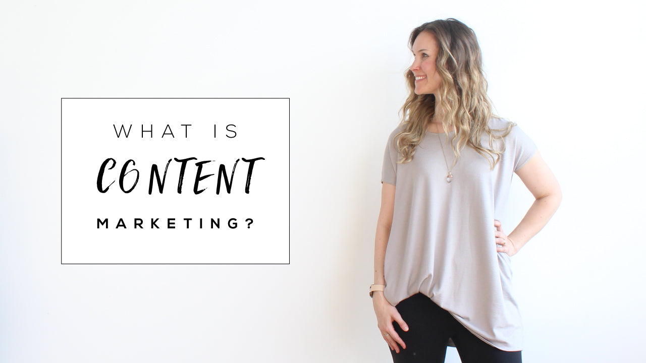 what is content marketing for ecommerce
