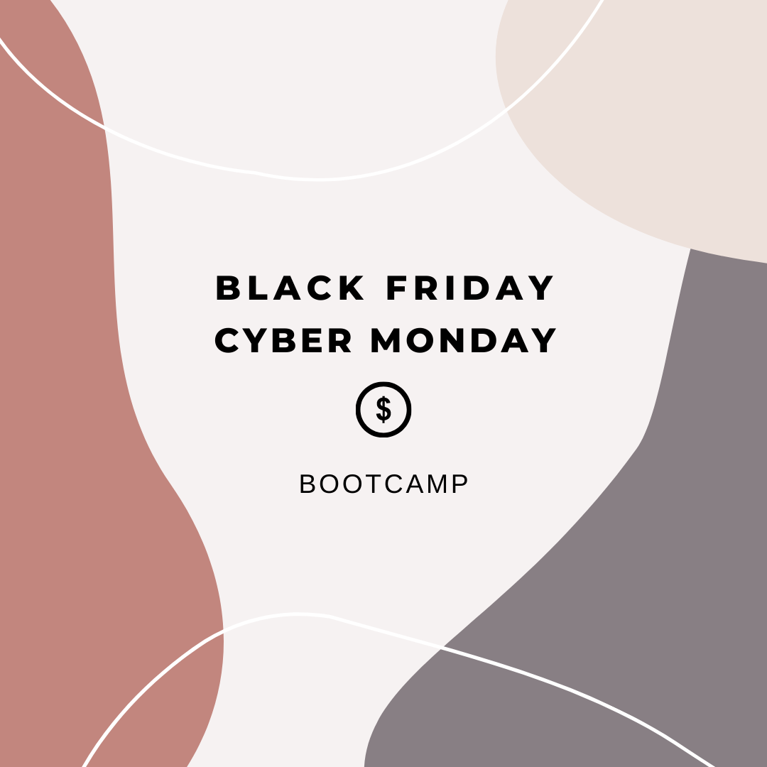 How to skyrocket your revenue on Black Friday [PRE-RECORDED WORKSHOP]