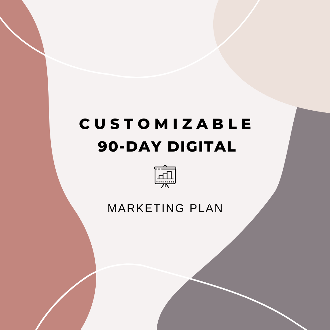 DIY Digital Marketing Plan Template