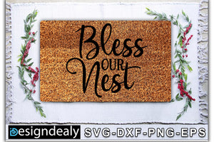 Doormat SVG Bundle #1 - svgbundle.net