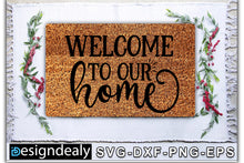 Load image into Gallery viewer, Doormat SVG Bundle #1 - svgbundle.net