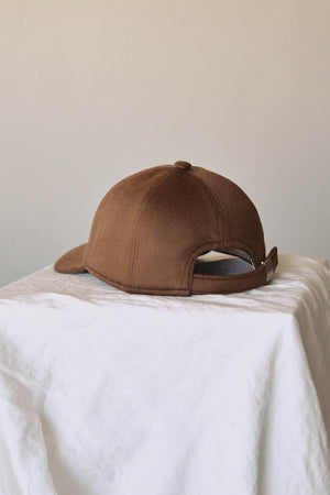 The Cashmere Hat - Camel