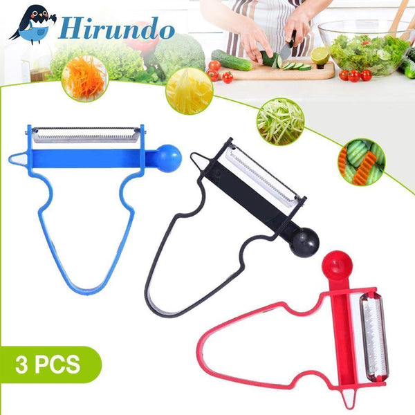Hirundo Trio Peeler ( Set Of 3 )