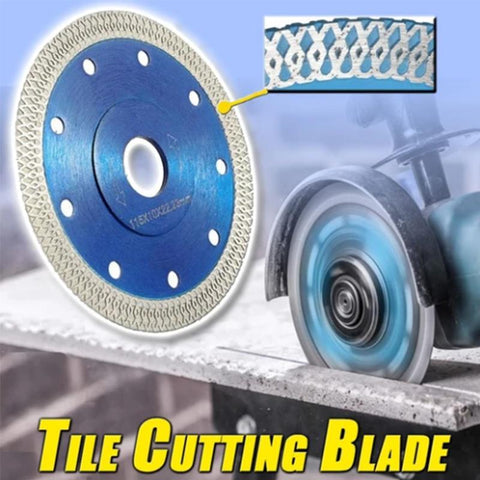 Ultra-thin Tile Cutting Blade