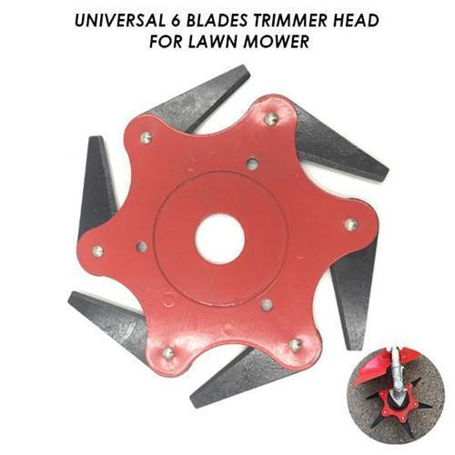 Universal Steel Trimmer Head