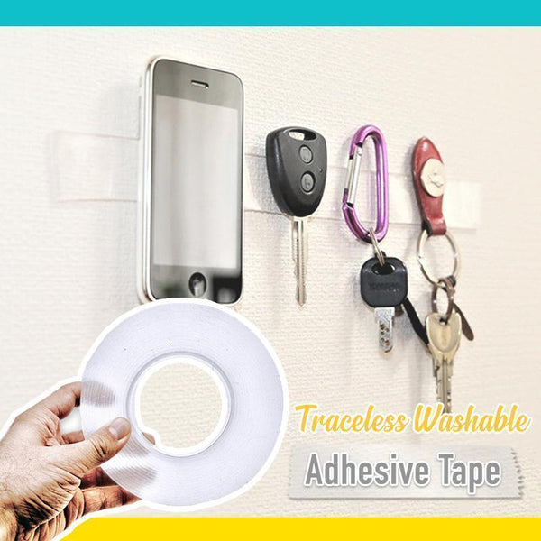 Pre-Sales>>Traceless, Washable & Adhesive Tape