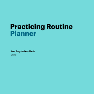 Practicing Routine Planner