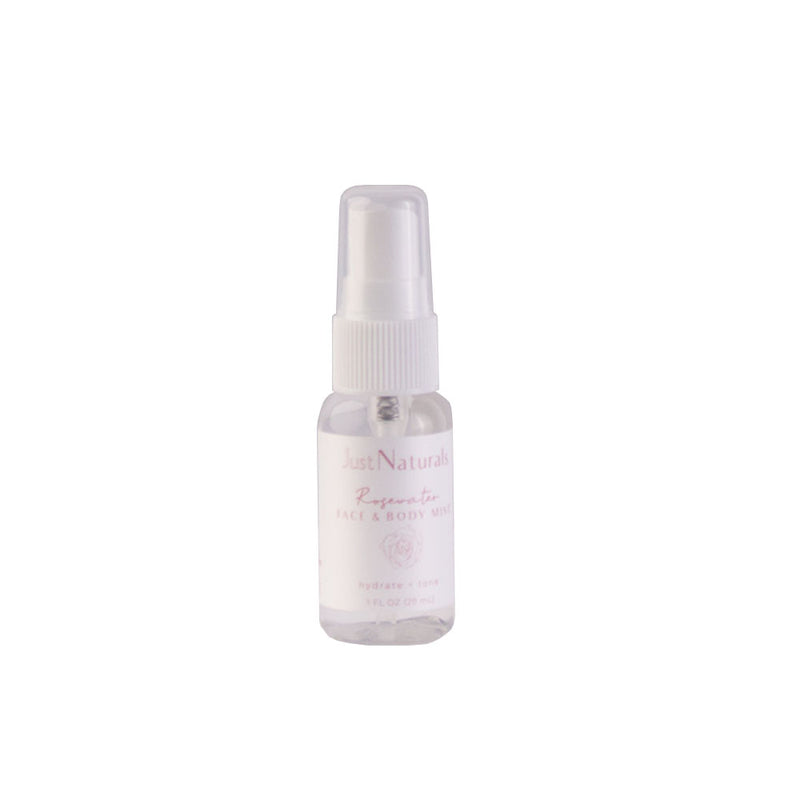 Rosewater Face & Body Mist