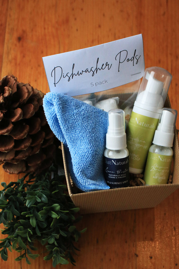 Small Household Gift Basket