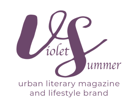 Violet Summer urban literary magazine