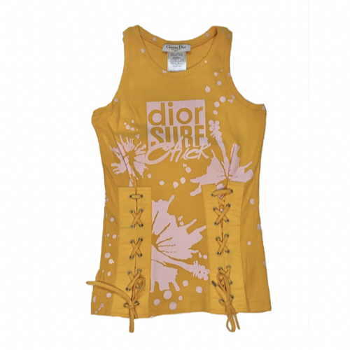 Christian Dior Surf Tank Top