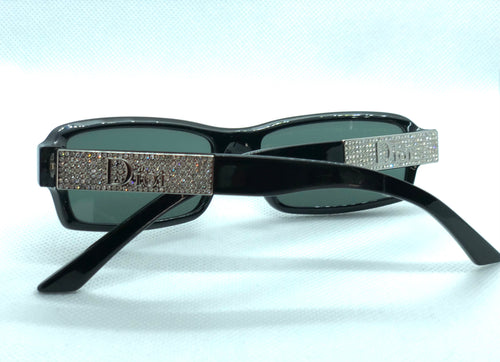 Christian Dior Swarovski Crystal Encrusted Sunnies