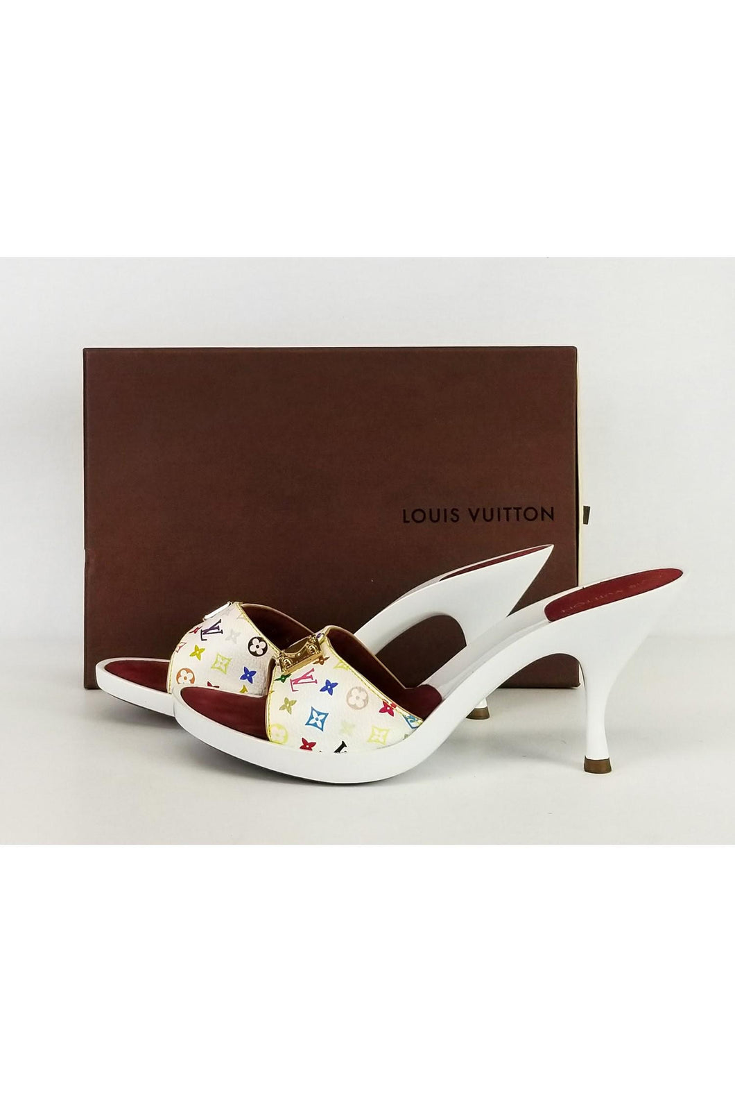 Louis Vuitton Murakami Mules