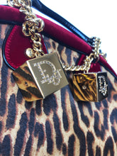 Load image into Gallery viewer, Christian Dior Bowler Bag with Dice Details