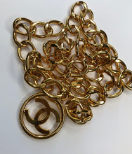 Load image into Gallery viewer, Chanel Gold Chain Belt FW 1991