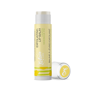 Exfoliating Lip Balm - Lemon Meringue Pie