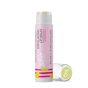 Exfoliating Lip Balm - Raspberry Lemonade