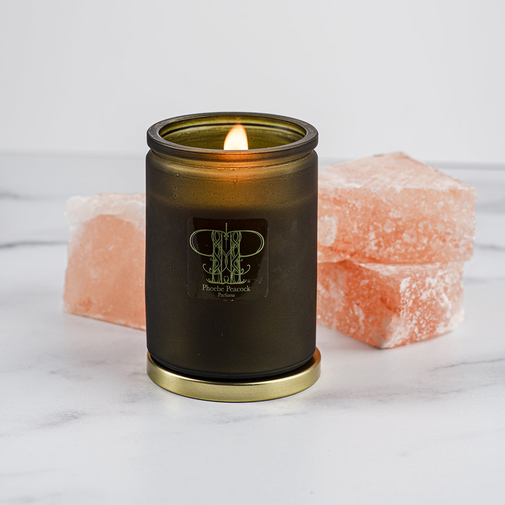 Water Blossom Soy Candle