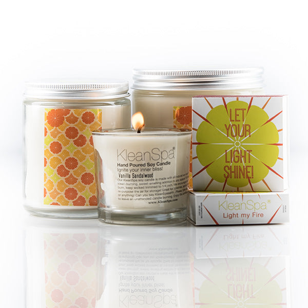 Soy Candle: Peppermint Dream