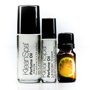 Perfume Oil & Cologne: Ginger Tea