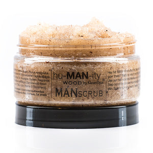 MAN Scrub: Wood