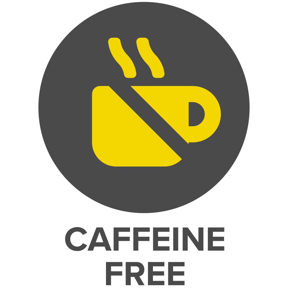 Oxyfresh - Mind is caffeine free