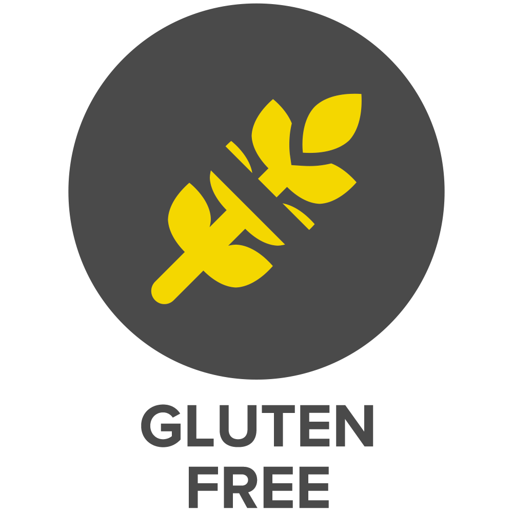 Oxyfresh - Mind is gluten free