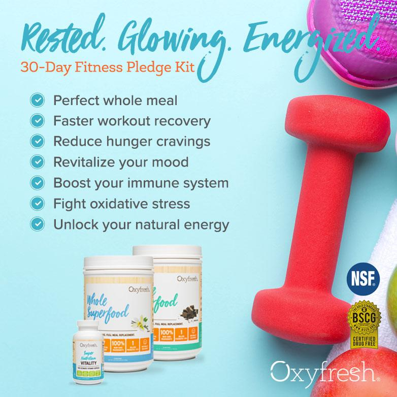 30-Day Fitness Kit
