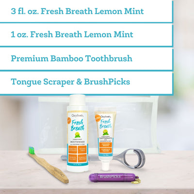 Natural Lemon Essential Oil Flavored Toothpaste SLS free and no foaming agents