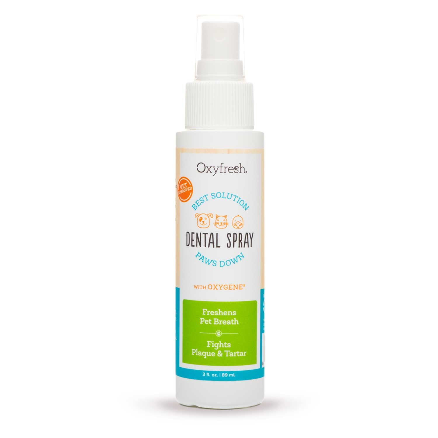 Pet Dental Breath Spray