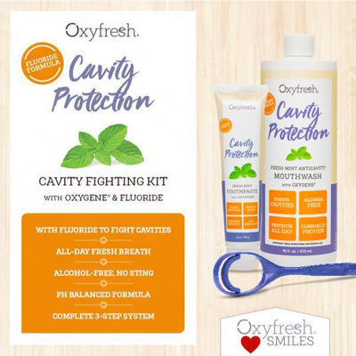 Cavity Fighting Kit