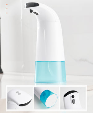 Touchless Foaming Soap Dispenser                         (Buy Two Get 50% Off On Third)