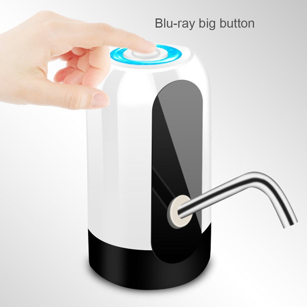 Water Bottle Pump Usb Charging Automatic Drinking Water Pump Portable Electric Water Dispenser Switch For Water Pumping Device
