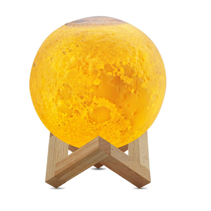 Moon Lamp and Essential Oil Diffuser