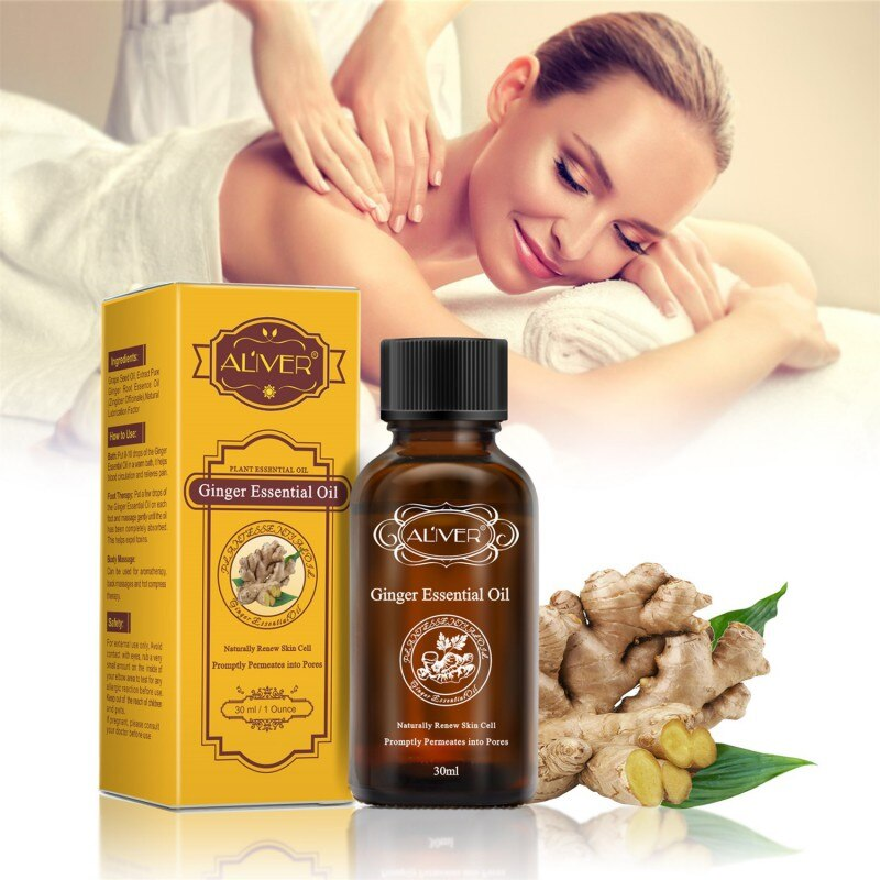 100% Plant Therapy Lymphatic Drainage Ginger Oil for drop shipping natural oil Antiperspirant body care