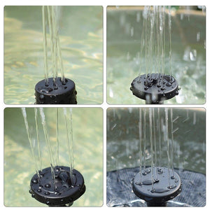 2020 Latest Upgraded Solar Fountain
