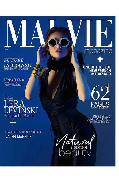 Taline Designs featured in Malvie Magazine!