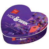 Hide & Seek Heart Beatz Gift Pack 350G