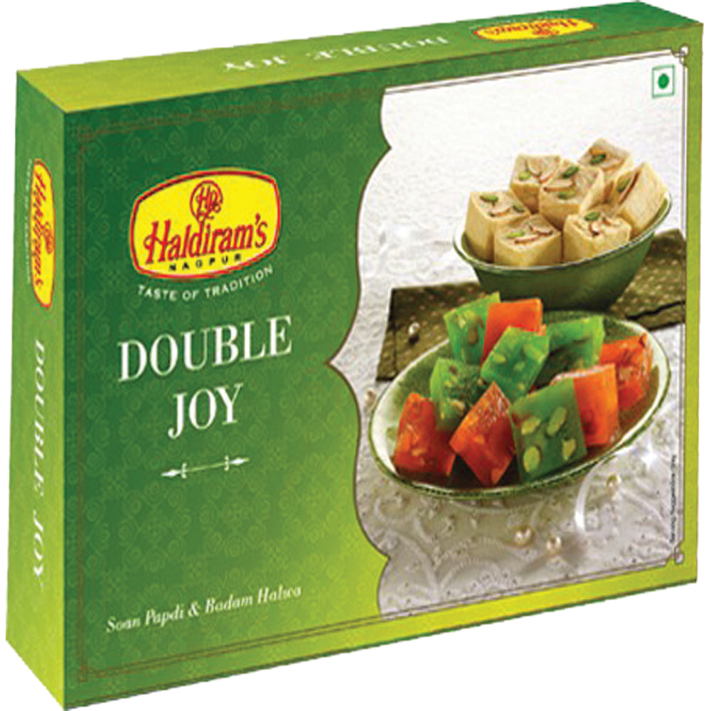 Haldiram Double Joy 450G
