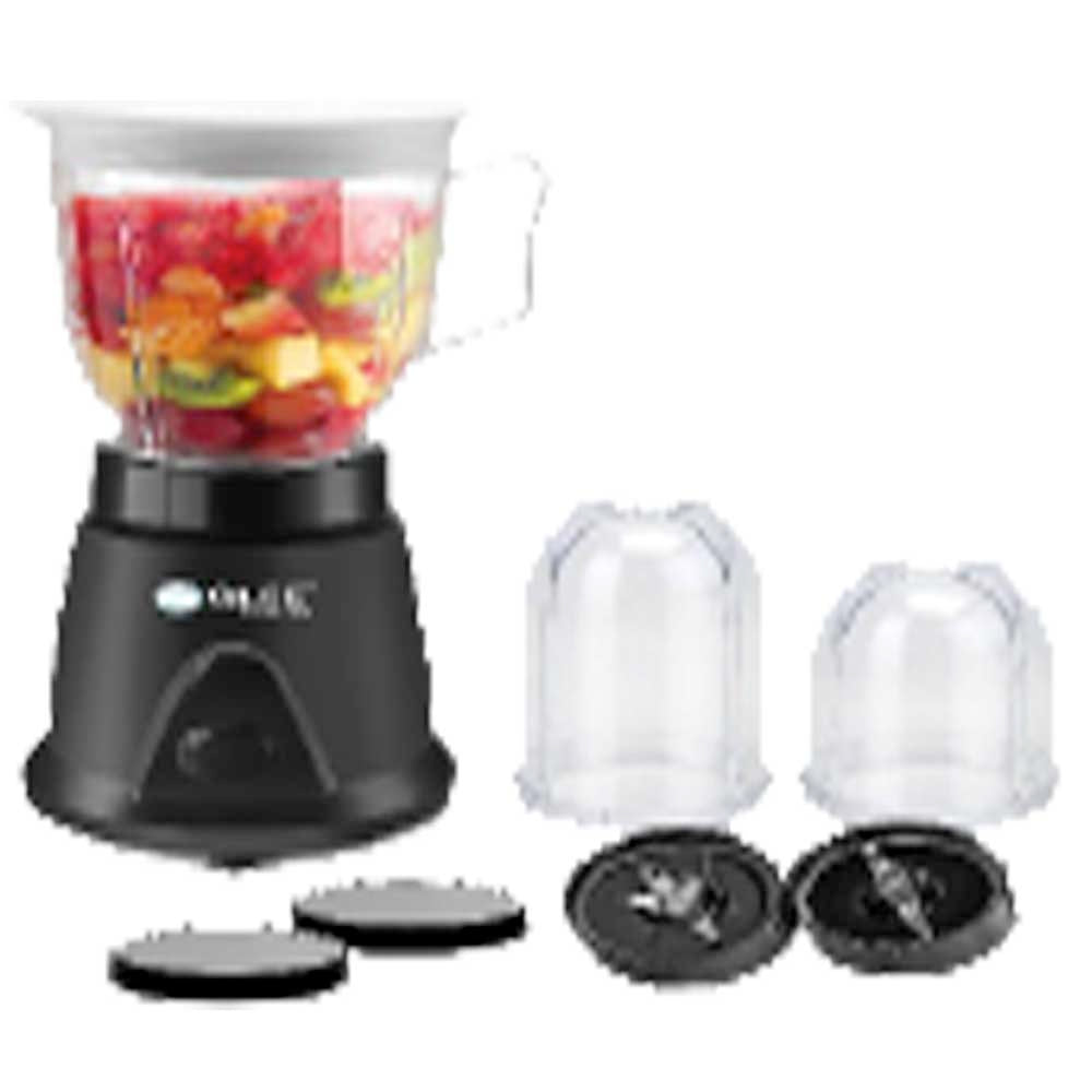 Glee Nutri Blender 450 Watt Mixer Grinder 4 in One With 3 Jar