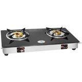 Glee Nano Glass Stove 2 Burner