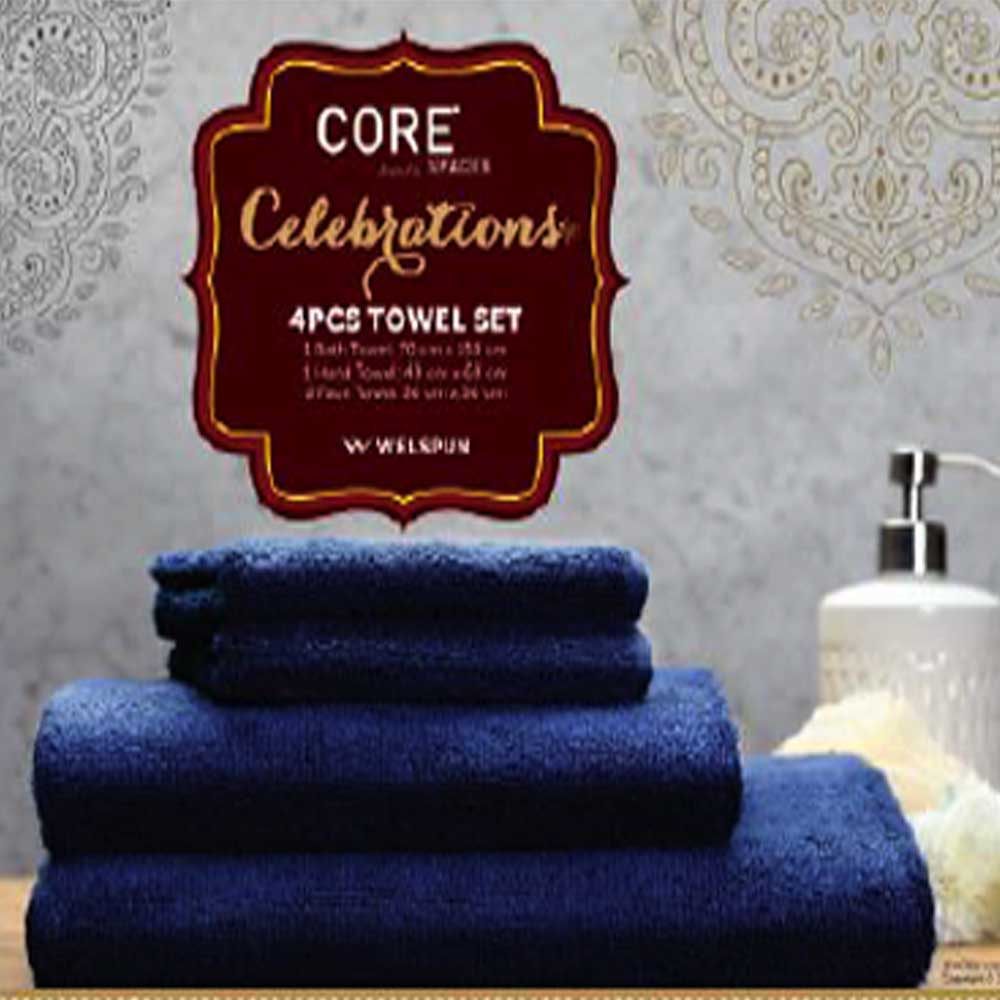 Welspun Celebration Towel Set