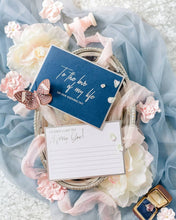 Load image into Gallery viewer, Stationery For Lovers® Wedding Day Love Letters (Wedding Pro Package)