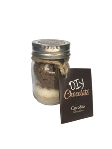 DIY Chocolate Kit (1 bar jar)