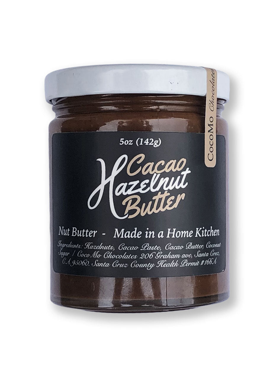 Cacao Hazelnut Butter (4oz)