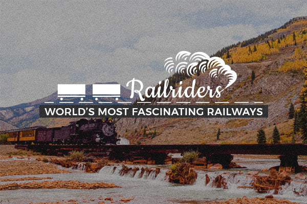 Railriders: World's Most Fascinating Railways