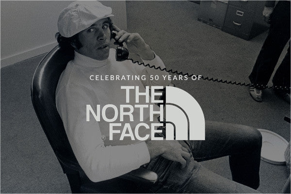 Celebrating 50 Years of The North Face