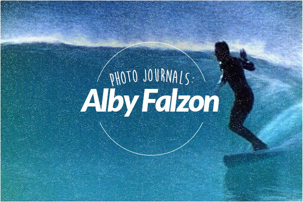 Legendary Alby Falzon is the Heart and Soul of Surfing
