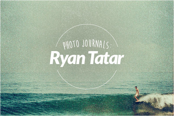 Ryan Tatar May Well Be The Best Surf Photographer In The World